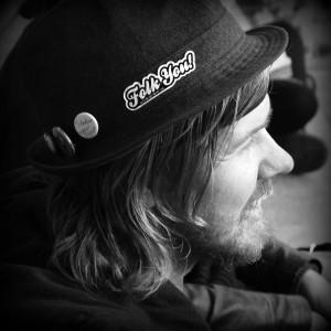 Den australske sangskriver og grundlægger af Melodica, Pete Uhlenbruch.