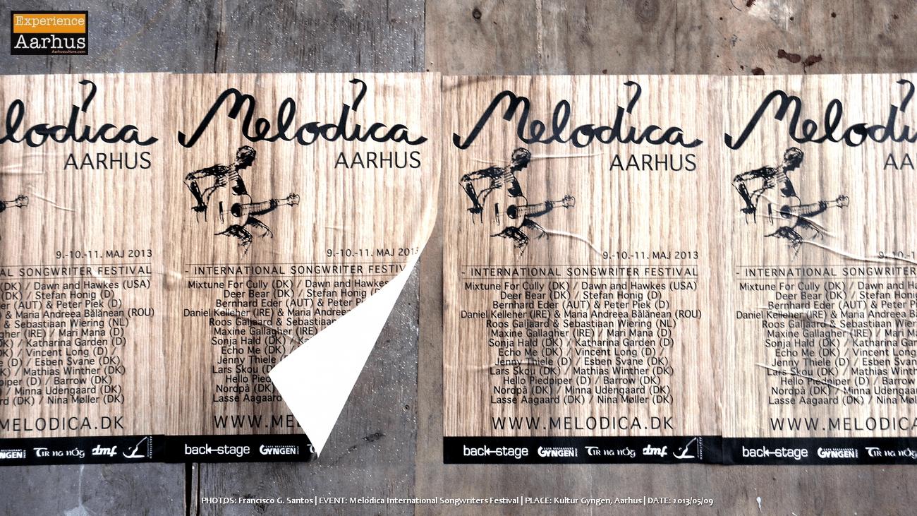 Melodica Aarhus 2013 – et tilbageblik
